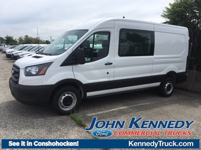 2020 ford transit crew van in feasterville pa philadelphia ford transit crew van john kennedy dealerships 2020 ford transit crew van