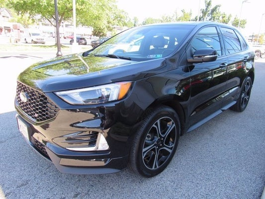 2019 Ford Edge ST in Feasterville PA Philadelphia Ford